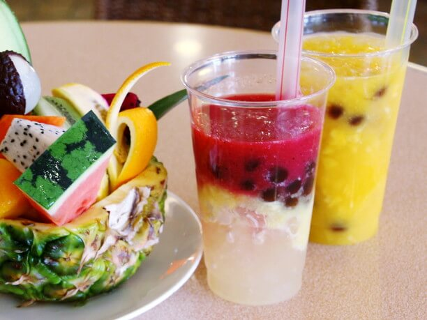 tropical mix juice