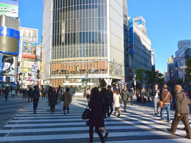 東京を象徴する場所の一つ