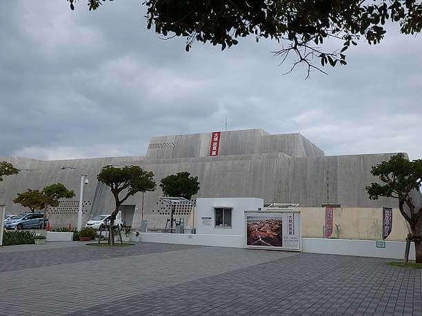 Ryukyu dynasty age castle
