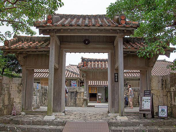ryuukyuubukeyashiki shameitei