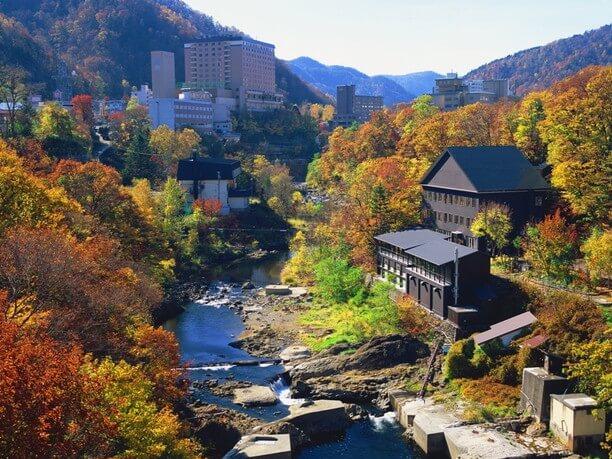 札幌から行ける自然満喫スポット