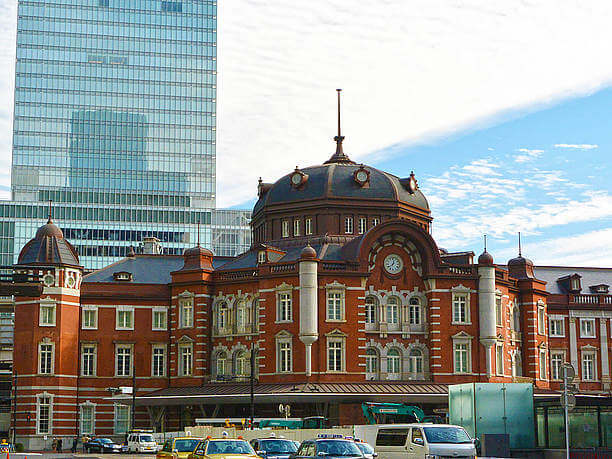 Superb The Tokyo Stationu0027s Marunouchi Building (東京駅丸の内駅舎) Preservation And  Restoration Work Was Completed On 10/01/2012. This 100 Year Old Building Is  A ...