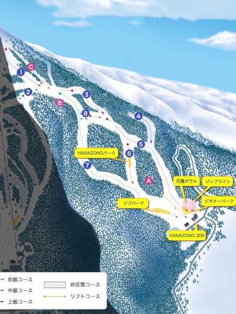 ski couse
