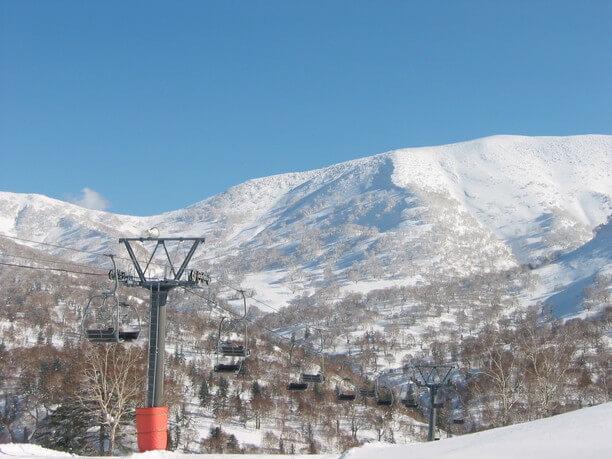ski gerende