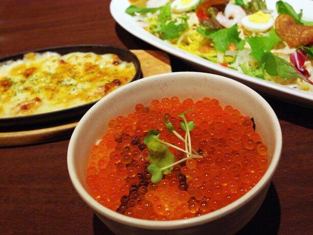 kaisen menu