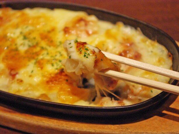 jyagaimo chi-zuyaki