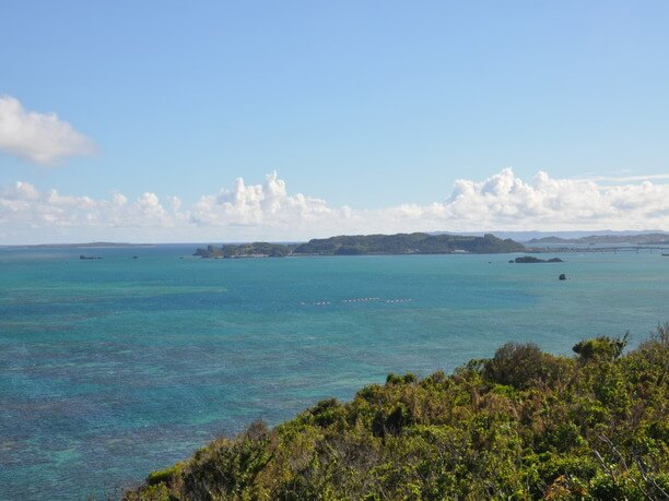 Miyagi-Jima Island