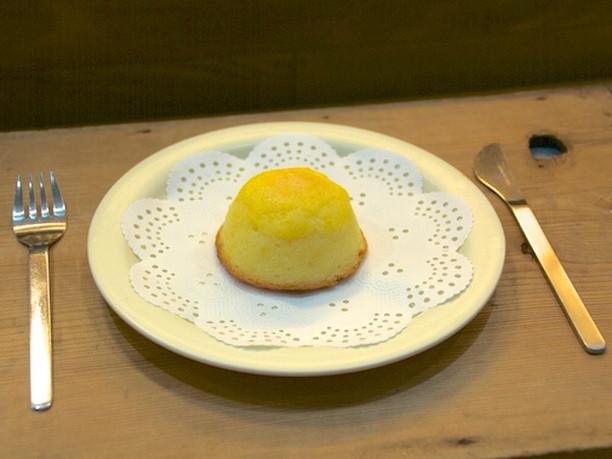 Ohakorute Lemon Cake