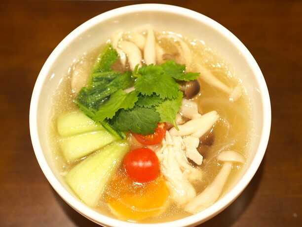 Collagen soup