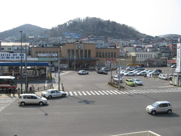 the symmetrical station