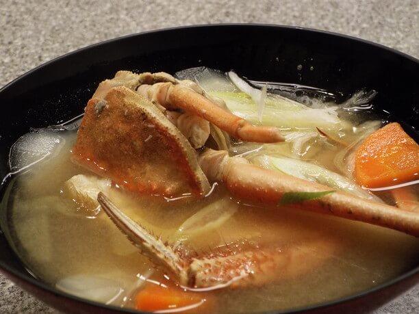 tappou soup
