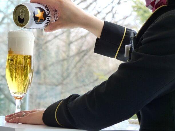 beer wo sosogu