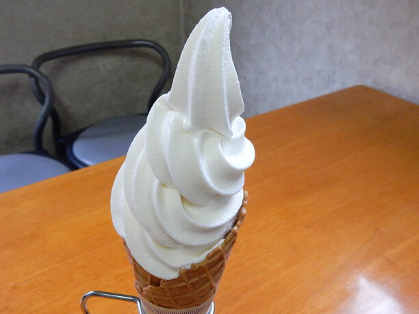 soft cream kakudai