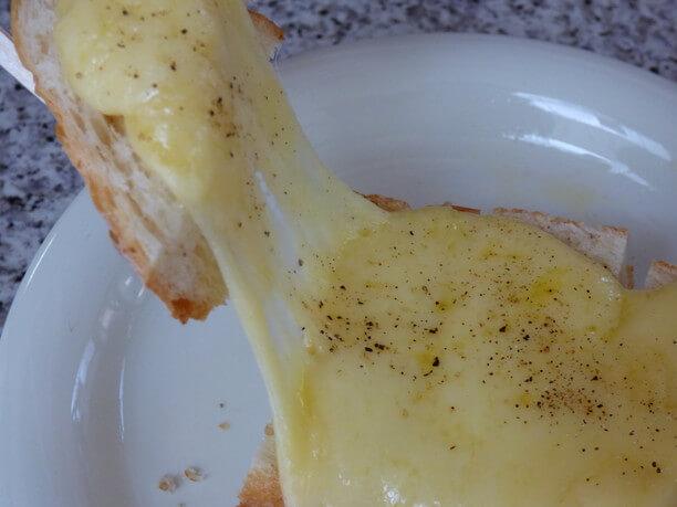 cheese ga nobiru